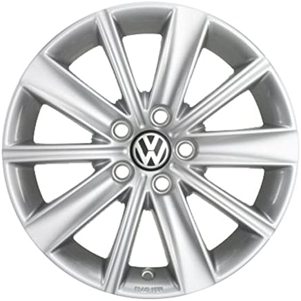 Enjoliveurs dorigine Volkswagen VW Pi/èces VW Sharan Tiguan argent Roue authentique