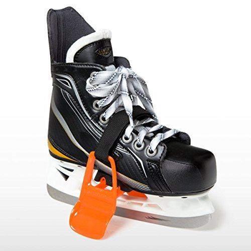 Skateez Skate Trainers - Orange, for Skaters up to 80 lb