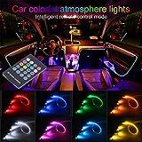 TABEN Auto Decorazione Interna Atmosfera Luce LED...