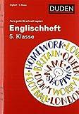 Englischheft 5. Klasse - kurz geübt & schnell kapiert