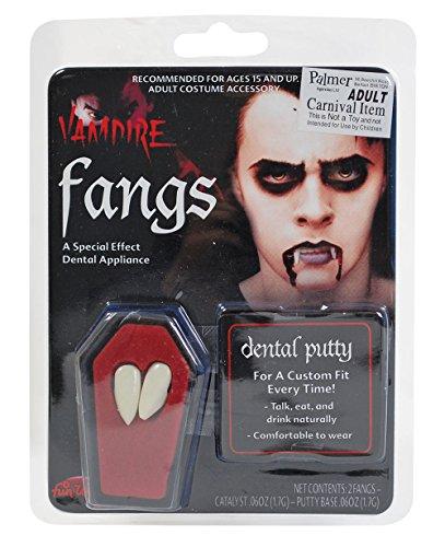 Dracula Fang Caps