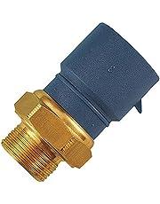 FAE 38235 interruptor de temperatura, ventilador del radiador, azul