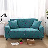WAXCC Elastic Sofa Cover Set Cotton Universal Sofa Covers For Living Room Pets Armchair Corner Couch Cover Corner Sofa Chaise Longue,color7,4,Seater 235,300cm