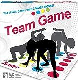ZoneYan Juegos Suelo, Juego de Piso Familiar Tapete de Juego, Juegos de Mesa, Divertidos Juegos de Habilidad para niños y Adultos