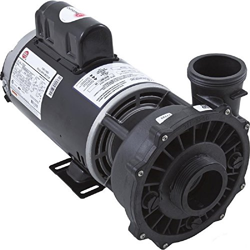 Waterway Executive Spa Pump Side Discharge 56-Frame 2 Inch 4.0 Horsepower 230 Volts 2-Speed 3721621-1d
