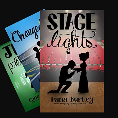 Stage Lights audiobook cover art
