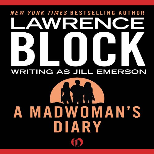 A Madwoman's Diary audiobook cover art