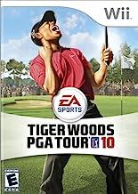 $36 » Tiger Woods PGA Tour 10 - Nintendo Wii