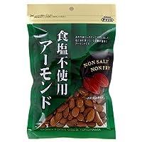 クラウンフーヅ 食塩不使用アーモンド 180g
