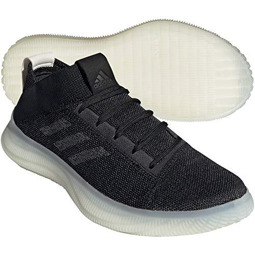 adidas Men's Pureboost Trainer Cross Training Core Black/Grey Four/Carbon 12