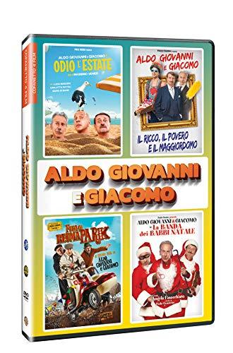 Aldo,Giovanni E Giacomo ( Box 4 Dv )