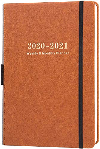 "2020-2021 Planner - Academic Planner, Jul 2020 - Jun 2021, Weekly & Monthly, 5.75"" X 8.25"