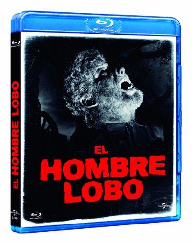 El Hombre Lobo [Blu-ray]