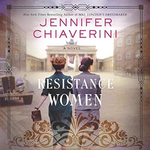 Resistance Women audiobook cover art
