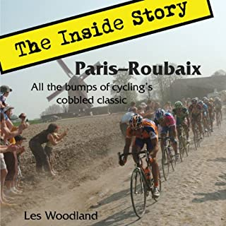 Paris-Roubaix, The Inside Story audiobook cover art