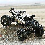 Kikioo 1: 8 de gran tamaño 2.4G aleación coche teledirigido recargable profesional eléctrica rc camiones de juguete 4x4 Big Foot Vehículo de todo terreno de alta velocidad de deriva de RC Racing Car M