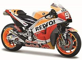 マイスト 1/18 ホンダ レプソル チーム MotoGP GP18 マルク マルケス Maisto 1:18 Honda Repsol Team #93 Marc Marquez オートバイ Motorcycle バイク Bike Model...