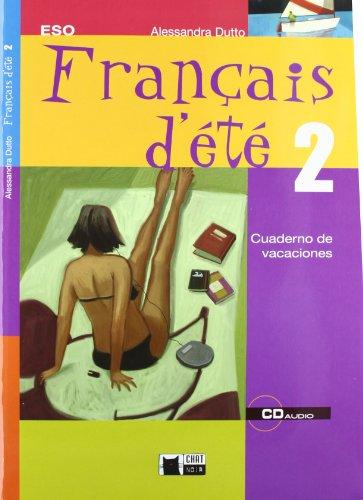 Franais D'ete 2. Cuaderno De Vacaciones. (Chat Noir. Cahiers de Vacances)