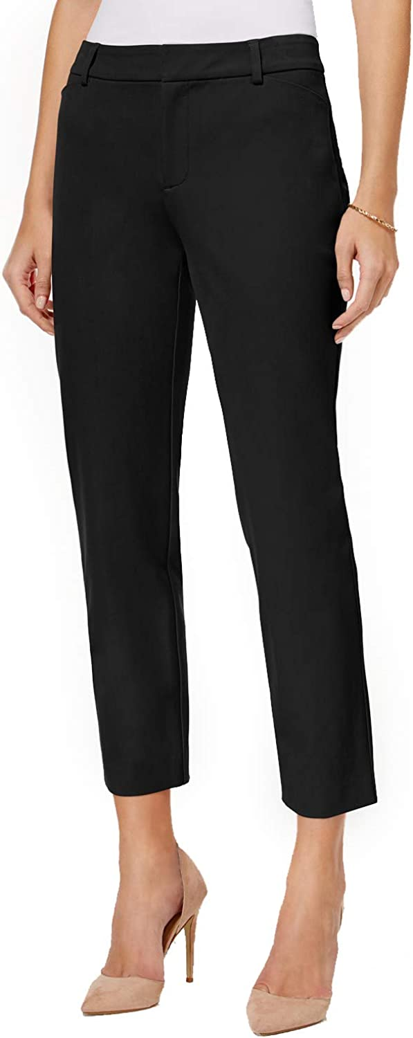Charter Club Women's Newport Cropped Pants