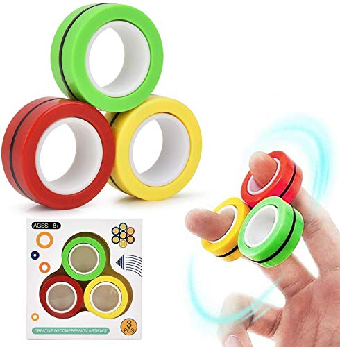 SZSY-Upgraded-Magnetic-Ring-Spinner-Fidget-Toys-Stress-Releasing-Mini-Finger-Hand-Spinner-Competitive-Fidgeting-Game-Funny-Novelty-Sensory-Toys-Birthday-Gift-for-Kids-and-Adults