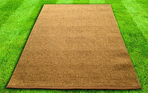 Coconut Coir Matting/Flooring for Marquees/Tents/Gazebos/Walkway .3mts x 1.84mts - -BOUCLE DESIGN