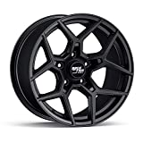 RockTrix RT105 17 inch Wheel Compatible with Jeep...