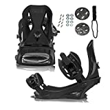 STAUBER Dyna Snowboard Bindings (Medium)