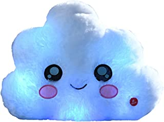 Pioupiou et Merveilles 16313 Kawai - Cojín Luminoso con diseño de Nube