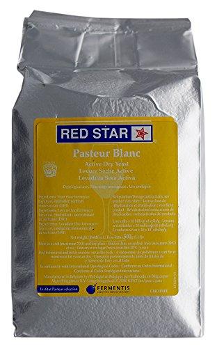 Red Star Premier Blanc 500g Brick