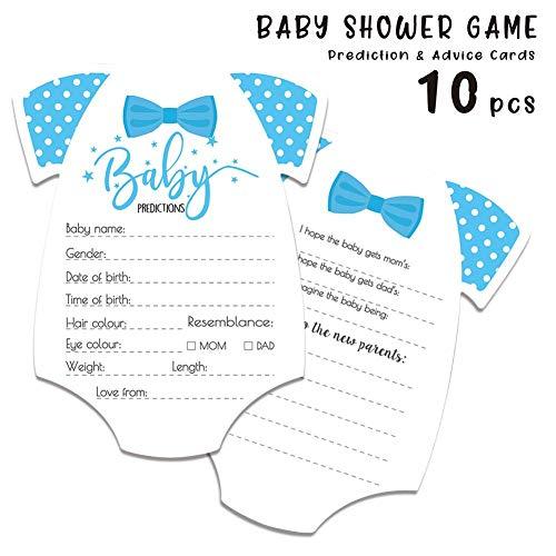 Bambino Baby Shower Fiesta Juego-consejos para los padres 8 Tarjetas