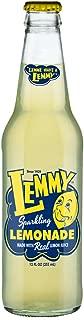 Lemmy Lemon Soda, 12 Oune (12 Glass Bottles)