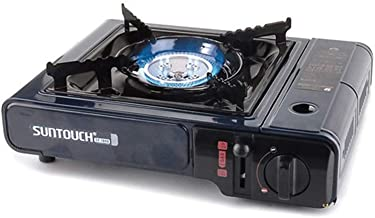 Suntouch Portable Gas Stove with Case (ST-7000 Black)