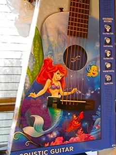 Princess Acoustic Guitar, Blue-Disney