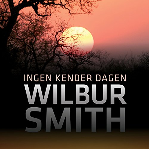 Ingen kender dagen (The Second Courtney Series 4) audiobook cover art
