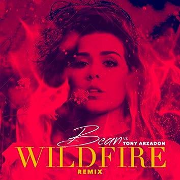 Wildfire (Tony Arzadon Remix) - Single