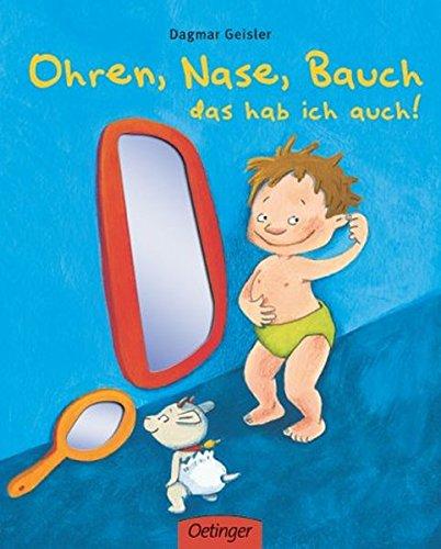Ohren, Nase, Bauch, das hab ich auch! (Popular Fiction)