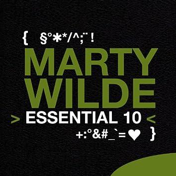 Marty Wilde: Essential 10