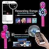 Zoom IMG-2 microfono karaoke bluetooth fishoaky 4