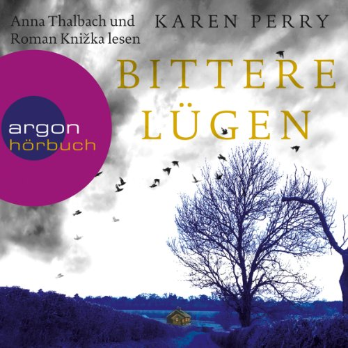 Bittere Lügen audiobook cover art