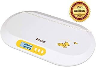 Boston Tech BA-104 – Acurate Digital Baby Scale for Toddlers and Pets with..