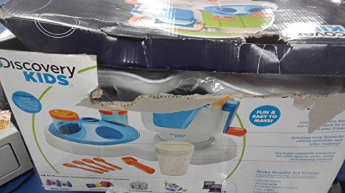 Merchsource Discovery Kids Ice Cream Maker