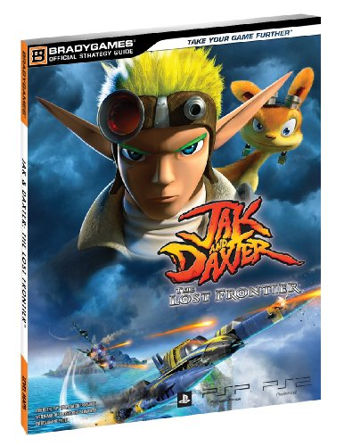 Jak and Daxter: The Lost Frontier (Official Strategy Guides (Bradygames))