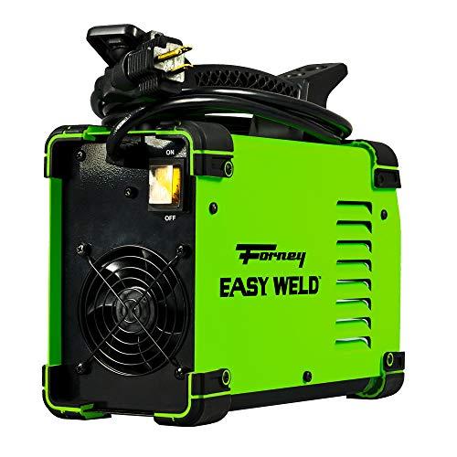Forney Easy Weld 298 Arc Welder 100ST, 120-Volt, 90-Amp,Green