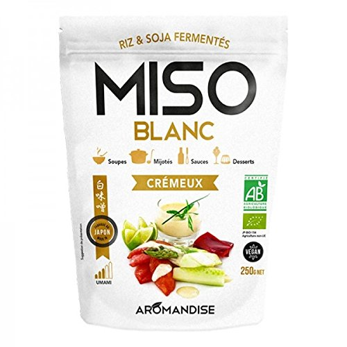 Miso blanc crémeux BIO - 250 g