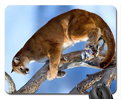 Puma Mouse Pad, Tapis de Souris (Cats Mouse Pad)