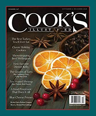 Cook's Illustrated from America's Test Kitchen