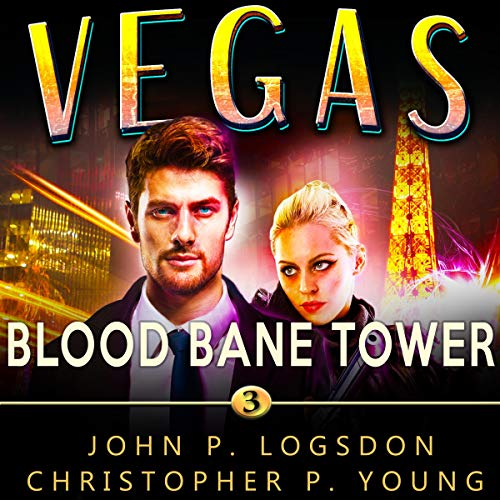 Blood Bane Tower audiobook cover art