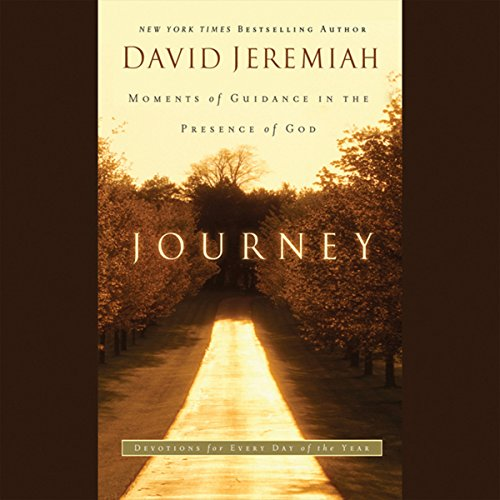 Journey: Moments of Guidance in the Presence of God audiobook cover art