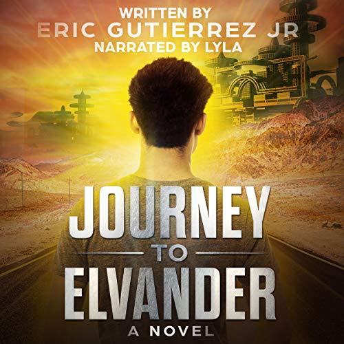 Journey to Elvander audiobook cover art