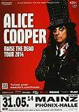 Alice Cooper - Raise The Dead, Mainz 2014 »